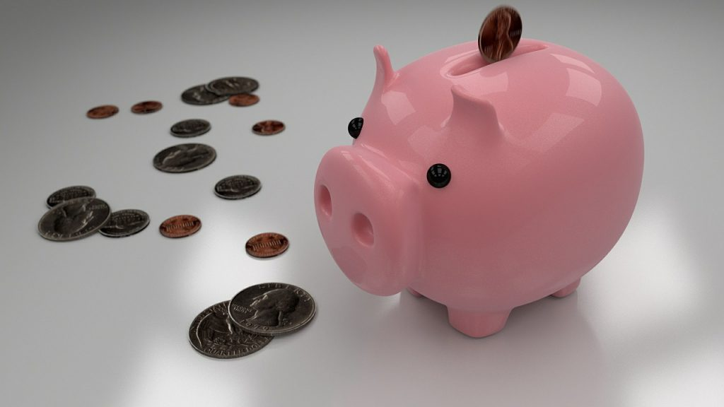 piggy bank savings, saving money