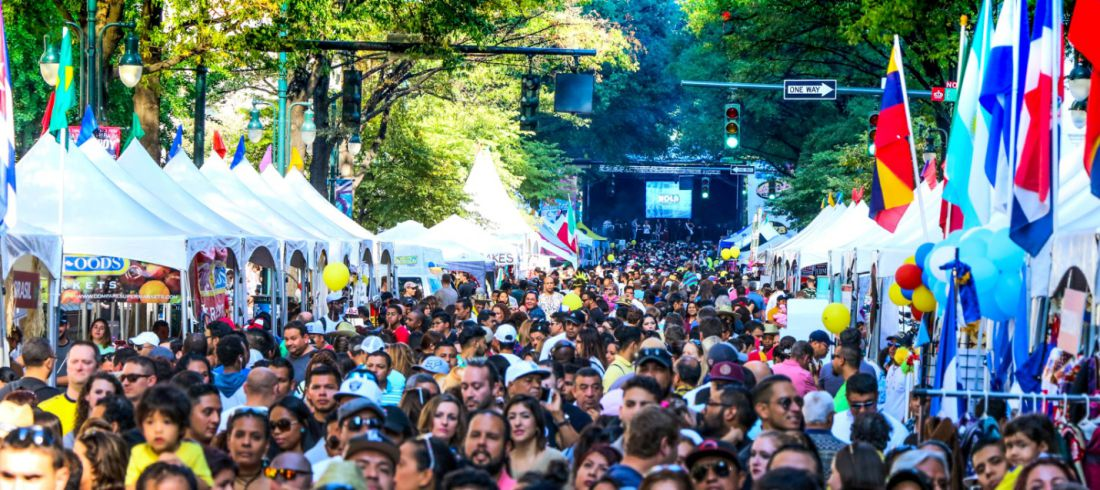 Hola Charlotte Festival